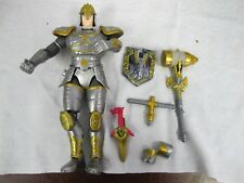"MYSTIC KNIGHTS TIR NA NOG ANGUS 8"" FIGURE WEAPONS ACCESSORIES"
