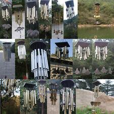 multi Carillons À VENT Bell tube cuivre extérieur jardin Terrain maison décor