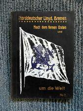 NDL, Norddeutscher Lloyd, Bremerhaven, North German Lloyd, Reederei, Bremen,