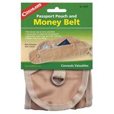Coghlans Money Belt And Passport Pouch