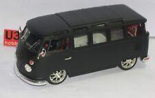 REVELL KIT 073990 1/24 VW VOLKSWAGEN T1 SAMBA BUS TUNING MONTÉ