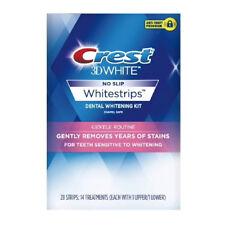 [CREST] DENTAL WHITENING KIT 3D White 28 Whitestrips 14 Teeth Treatments USA NEW