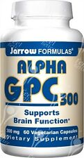 Jarrow, Alpha GPC, MG x60vcaps; - mentale Acuity-acetylcholine BOOSTER!!