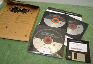 Vintage Quark Immedia MAC Software ver 1.02 &1.04 updater on CD & Floppy Install