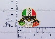 Moto Guzzi Cafe Racer Lapel Pin Badge