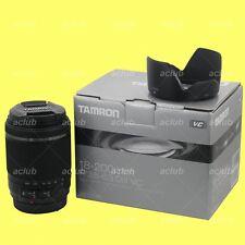 Tamron AF 18-200mm F/3.5-6.3 Di-II VC Lens B018E B018(E) for Canon EOS EF