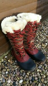 Merrell WINTERBELLE PEAK Women's Winter Boots Mahogany UK 6.5 (Eu 40)