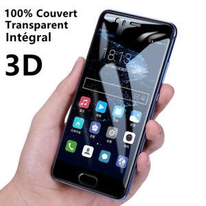 FILM VITRE PROTECTION INTEGRAL 3D ÉCRAN VERRE TREMPE HUAWEI Pro P20 Lite P10 P9