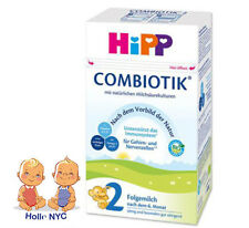 HiPp Stage 2 Bio Combiotic Infant Formula 600g Free Shipping