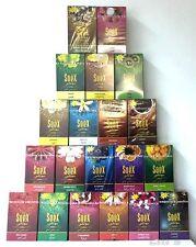 1000 gr SoeX Natural Herbal Molasses Shisha Flavor for Hookah 20 x 50 g Packs