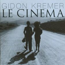 Gidon Kremer Le cinema (1998)  [CD]