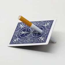 Cigarette Through Card Close Up Bicycle Card Trick Easy Magic Tricks UK POSTAGE