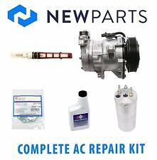 Dodge Dakota 4.7L V8 02-03 Complete AC A/C Repair Kit New Compressor with Clutch