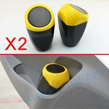 Pair Auto Door Cup Holder Trash Garbage Bin Can Rubbish Crap Dust Case Accessory
