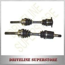 MITSUBISHI PAJERO NH NJ NK 3.0L V6 MANUAL 1991-1997  TWO CV JOINT DRIVE SHAFT