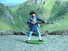 Chiamata alle armi guerra civile americana Unione IRON Brigade attaccando 1:32 dipinto