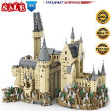 MOC-30884 Harry Potter Hogwarts Castle 71043 Epic Extension Building Blocks Set