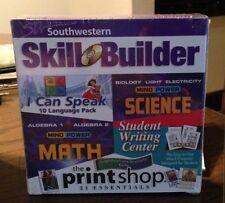 The Print Shop Skill Builder - New - Cd