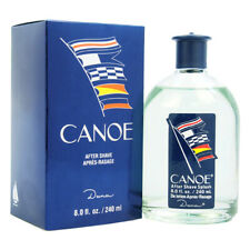 CANOE for MEN by DANA * Huge 8/8.0 oz (240 ml) After Shave Lotion * NEW & SEALED