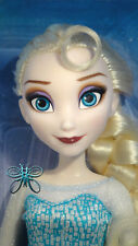 Free Shipping! Hasbro Disney Frozen Princess Elsa Classic Dress Doll