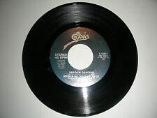 Ndugu & The Chocolate Factory - Shadow Dancing    45 Epic Records   NM  1980