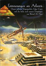ERINNERUNGEN AN ATLANTIS - Edgar Cayce & Roland M. Horn BUCH - NEU