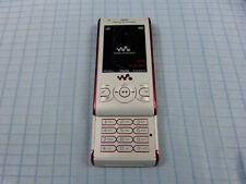 Sony Ericsson w595 Blanc! Sans Simlock! Excellent état! neuf dans sa boîte! IMEI pareils!
