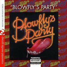 Blowfly - Blowfly's Party [New CD] Manufactured On Demand
