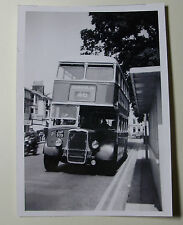 ENG1904 - 1960s BRIGHTON HOVE & DISTRICT OMNIBUS Co - BUS No471 PHOTO