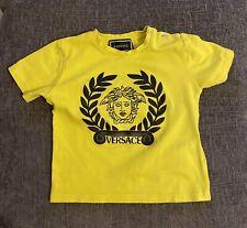 Versace Medusa Motif T-Shirt 9-12 Months