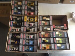 2019-20 NASCAR 1:64 Scale (6-Car) 'Grab Bag' Diecast Lot READ