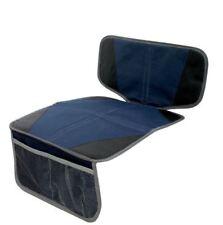 NUOVO SEDILE BOOSTER AUTO PROTEGGI Tappetino Seat Cover Protettore antisdrucciolo Baby Bambino Vans