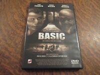 dvd basic un film de JOHN MCTIERNAN avec JOHN TRAVOLTA, CONNIE NIELSEN, SAMUEL