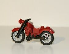 Lego Captain America Motorcycle