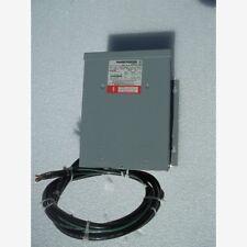 Square D Sjc H1 transformer 1-phase 2 Kva, 120/240 V : 16/32 V