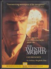 The Talented Mr. Ripley (Dvd, 2000,Windscreen)