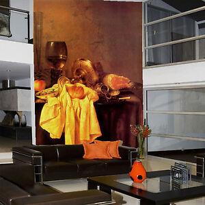 3D Tischwäsche, Obst 98767 Fototapeten Wandbild Fototapete BildTapete Familie DE