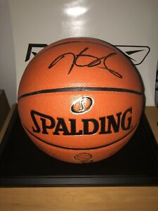 KEVIN DURANT Signed Autographed NBA FINALS Basketball