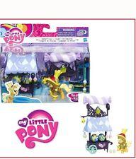 Mi Pequeño Pony La Amistad es Mágica Colección Dulce Carro Juguete con Applejack