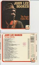 JOHN LEE HOOKER - THE BOOGIE CHILLEN MAN