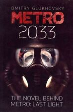 Metro 2033, Paperback by Glukhovsky, Dmitry, ISBN 1481845705, ISBN-13 9781481...