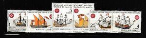 s35058 SMOM 1968 MNH** Navi Ships 6v