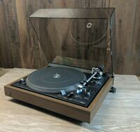 DUAL 1264 Turntable Vinyl Record Player w/Dust Cover ***Read Description***