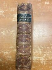 Full Leather Binding The Ingoldsby Legends 1889 Illus. Leatherbound