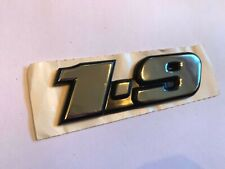 Originales de VW en letras w8 Emblem ** nuevo ** carrocería badge atrás