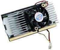 Intel Pentium II SLOT1 400MHz SL3EE + Refroidisseur