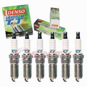 6 pc Denso Iridium TT Spark Plugs for 2009 Saturn Outlook 3.6L V6 Ignition cs