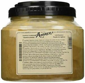 Liquirizia in Polvere Amarelli 1 kg solubile ideale per liquore dolci gelato