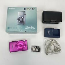 Canon PowerShot ELPH 330 HS 12.1MP Digital Camera - Pink