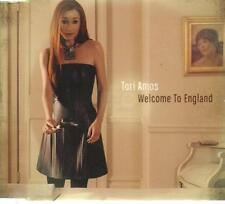 Tori Amos(CD Single)Welcome To England-New